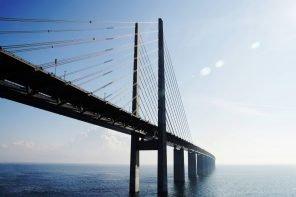 Viajar a Dinamarca solo por cruzar el puente de la serie Bron