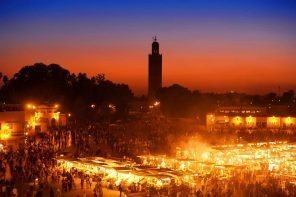 Marrakech con niños: ¿y por qué no?